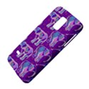 Cute Violet Elephants Pattern Galaxy S5 Mini View4
