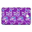 Cute Violet Elephants Pattern Samsung Galaxy Tab 4 (7 ) Hardshell Case  View1