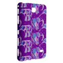 Cute Violet Elephants Pattern Samsung Galaxy Tab 4 (8 ) Hardshell Case  View3