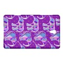 Cute Violet Elephants Pattern Samsung Galaxy Tab S (8.4 ) Hardshell Case  View1