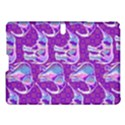 Cute Violet Elephants Pattern Samsung Galaxy Tab S (10.5 ) Hardshell Case  View1