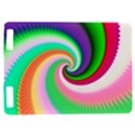 Colorful Spiral Dragon Scales   Kindle Touch 3G View1