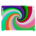 Colorful Spiral Dragon Scales   Apple iPad 3/4 Hardshell Case (Compatible with Smart Cover) View1