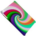 Colorful Spiral Dragon Scales   Apple iPad Mini Hardshell Case View5