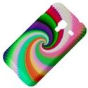 Colorful Spiral Dragon Scales   Samsung Galaxy Ace Plus S7500 Hardshell Case View4