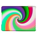 Colorful Spiral Dragon Scales   iPad Air Hardshell Cases View1