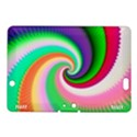 Colorful Spiral Dragon Scales   Kindle Fire HDX 8.9  Hardshell Case View1