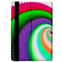 Colorful Spiral Dragon Scales   iPad Mini 2 Flip Cases View4
