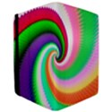Colorful Spiral Dragon Scales   iPad Air Flip View3