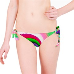 Colorful Spiral Dragon Scales   Bikini Bottom