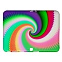Colorful Spiral Dragon Scales   Samsung Galaxy Tab 4 (10.1 ) Hardshell Case  View1
