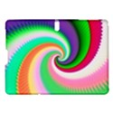 Colorful Spiral Dragon Scales   Samsung Galaxy Tab S (10.5 ) Hardshell Case  View1