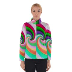 Colorful Spiral Dragon Scales   Winterwear