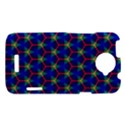 Honeycomb Fractal Art HTC One X Hardshell Case  View1