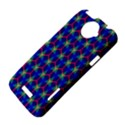 Honeycomb Fractal Art HTC One X Hardshell Case  View4