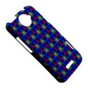 Honeycomb Fractal Art HTC One X Hardshell Case  View5