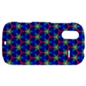 Honeycomb Fractal Art HTC Amaze 4G Hardshell Case  View1