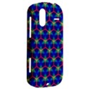 Honeycomb Fractal Art HTC Amaze 4G Hardshell Case  View2