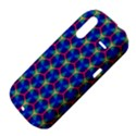 Honeycomb Fractal Art HTC Amaze 4G Hardshell Case  View4