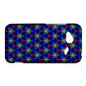 Honeycomb Fractal Art HTC Droid Incredible 4G LTE Hardshell Case View1