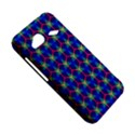 Honeycomb Fractal Art HTC Droid Incredible 4G LTE Hardshell Case View5