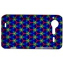Honeycomb Fractal Art HTC Incredible S Hardshell Case  View1