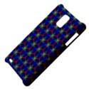 Honeycomb Fractal Art Samsung Infuse 4G Hardshell Case  View4