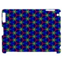 Honeycomb Fractal Art Apple iPad 2 Hardshell Case (Compatible with Smart Cover) View1