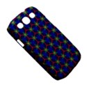 Honeycomb Fractal Art Samsung Galaxy S III Classic Hardshell Case (PC+Silicone) View5