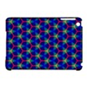 Honeycomb Fractal Art Apple iPad Mini Hardshell Case (Compatible with Smart Cover) View1