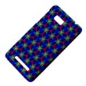 Honeycomb Fractal Art HTC One SU T528W Hardshell Case View4