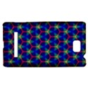 Honeycomb Fractal Art HTC 8S Hardshell Case View1