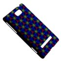 Honeycomb Fractal Art HTC 8S Hardshell Case View5