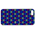 Honeycomb Fractal Art Apple iPhone 5 Hardshell Case with Stand View1