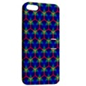 Honeycomb Fractal Art Apple iPhone 5 Hardshell Case with Stand View2