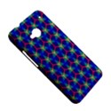 Honeycomb Fractal Art HTC One M7 Hardshell Case View5