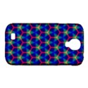 Honeycomb Fractal Art Samsung Galaxy S4 Classic Hardshell Case (PC+Silicone) View1