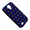 Honeycomb Fractal Art Samsung Galaxy S4 Classic Hardshell Case (PC+Silicone) View5