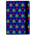 Honeycomb Fractal Art iPad Mini 2 Flip Cases View2