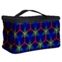 Honeycomb Fractal Art Cosmetic Storage Case View2
