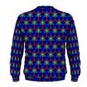 Honeycomb Fractal Art Men s Sweatshirt View2