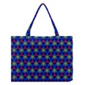 Honeycomb Fractal Art Medium Tote Bag View1