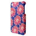 Pink Daisy Pattern Apple iPhone 3G/3GS Hardshell Case View3