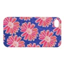 Pink Daisy Pattern Apple iPhone 4/4S Hardshell Case View1