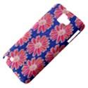 Pink Daisy Pattern Samsung Galaxy Note 1 Hardshell Case View4