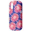 Pink Daisy Pattern HTC Amaze 4G Hardshell Case  View3