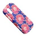 Pink Daisy Pattern HTC Amaze 4G Hardshell Case  View5