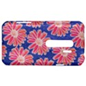 Pink Daisy Pattern HTC Evo 3D Hardshell Case  View1