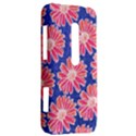 Pink Daisy Pattern HTC Evo 3D Hardshell Case  View2