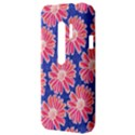 Pink Daisy Pattern HTC Evo 3D Hardshell Case  View3